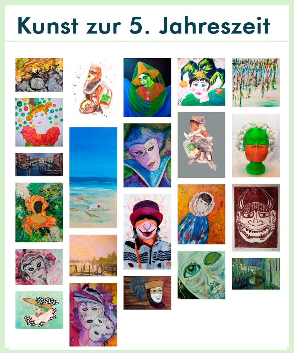 Ausstellung Karneval 2021