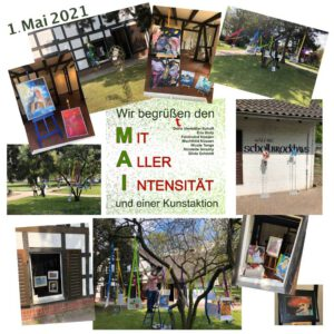 Read more about the article Kunstaktion: Mai